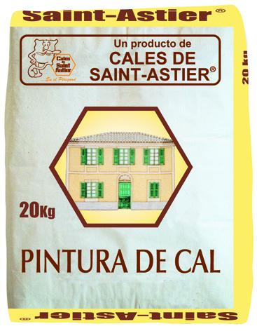 PINTURA DE CAL en polvo